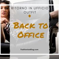 Ritorno in ufficio